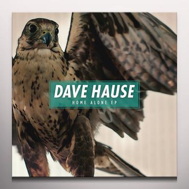 Dave Hause HOME ALONE EP Vinyl Record - Colored Vinyl
