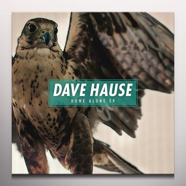Dave Hause HOME ALONE EP Vinyl Record