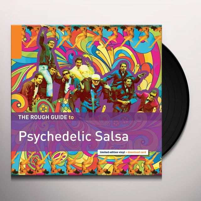 ROUGH GUIDE TO PSYCHEDELIC SALSA / VARIOUS (PICT) ROUGH GUIDE TO PSYCHEDELIC SALSA / VARIOUS Vinyl Record