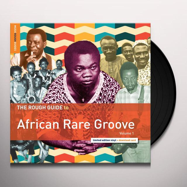 ROUGH GUIDE TO AFRICAN RARE GROOVE 1 / VARIOUS Vinyl Record
