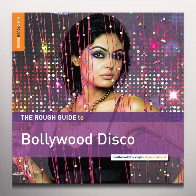 ROUGH GUIDE TO BOLLYWOOD DISCO / VARIOUS (COLV) ROUGH GUIDE TO BOLLYWOOD DISCO / VARIOUS Vinyl Record - Colored Vinyl