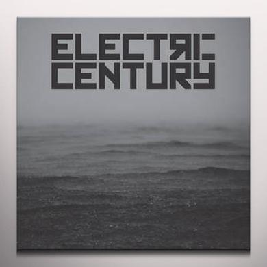 ELECTRIC CENTURY Vinyl Record - 10 Inch Single, Colored Vinyl, Limited Edition