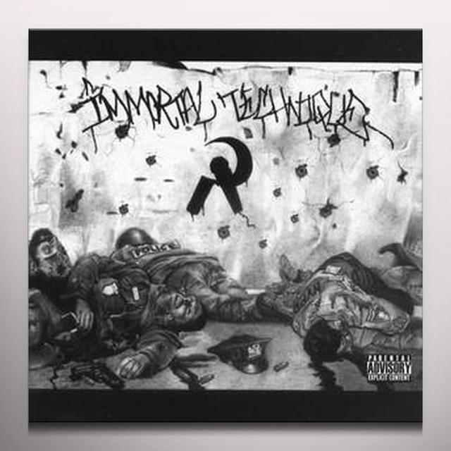 Immortal Technique REVOLUTIONARY 1 Vinyl Record - Colored Vinyl, Limited Edition
