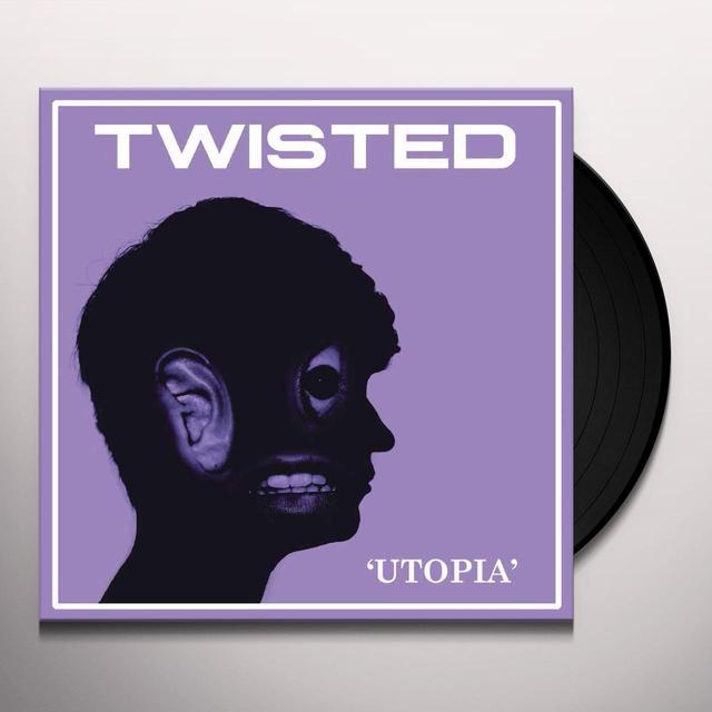 Twisted UTOPIA Vinyl Record