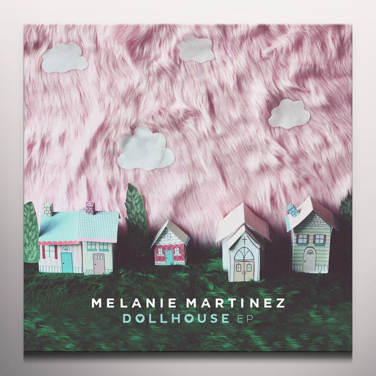Melanie Martinez Dollhouse Ep Ep Vinyl Record Colored Vinyl