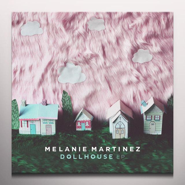 Melanie Martinez DOLLHOUSE EP  (EP) Vinyl Record - Colored Vinyl, Digital Download Included