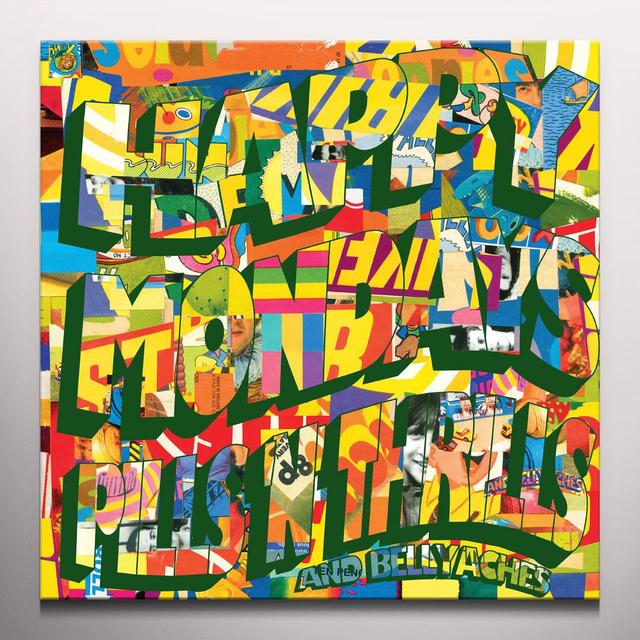 Happy Mondays PILLS THRILLS N BELLYACHES Vinyl Record - Colored Vinyl, 180 Gram Pressing