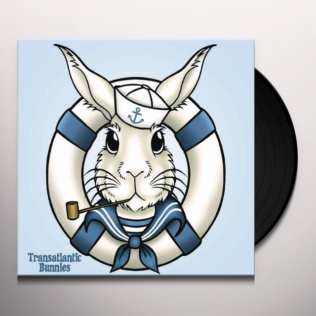 TRANSATLANTIC BUNNIES FORMULA ONE GENERATION / GIRLS GOING CRAZY (FOR Vinyl Record