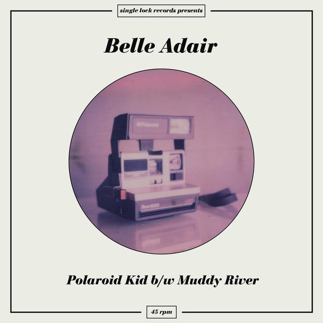 Belle Adair POLAROID KID Vinyl Record