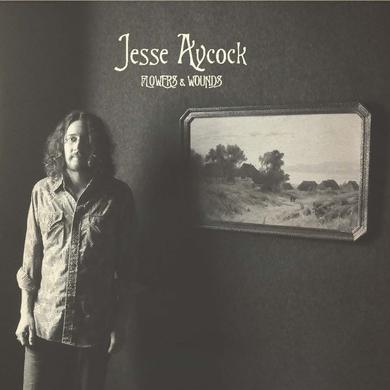 Jesse Aycock FLOWERS & WOUNDS Vinyl Record