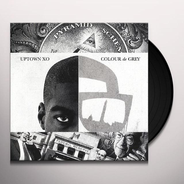 Uptown Xo COLOUR DE GREY Vinyl Record