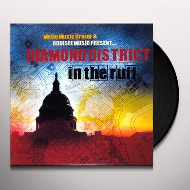 DIAMOND DISTRICT IN THE RUFF Vinyl Record