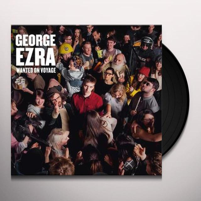 George Ezra WANTED ON VOYAGE Vinyl Record - Picture Disc