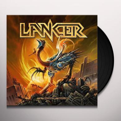 LANCER SECOND STORM Vinyl Record - Holland Import