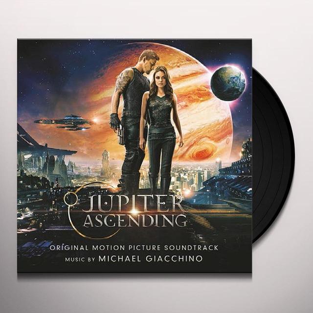 JUPITER ASCENDING / O.S.T. (HOL) JUPITER ASCENDING / O.S.T. Vinyl Record - Holland Import
