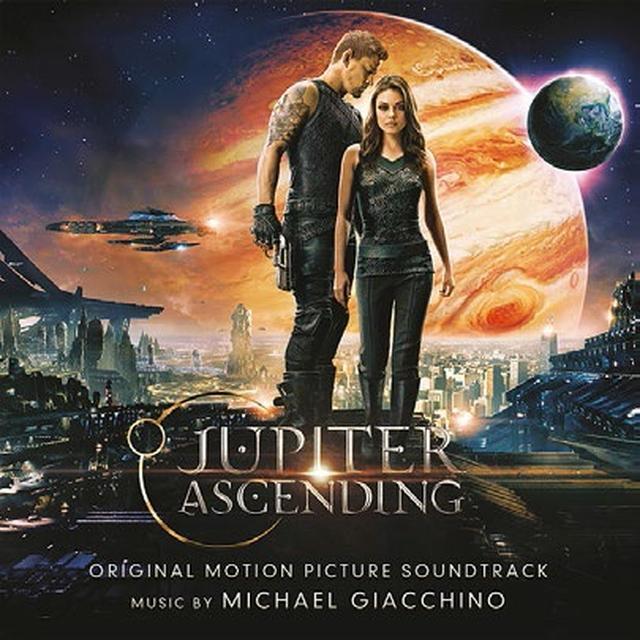 JUPITER ASCENDING / O.S.T.