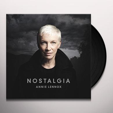 Annie Lennox NOSTALGIA Vinyl Record - Holland Import