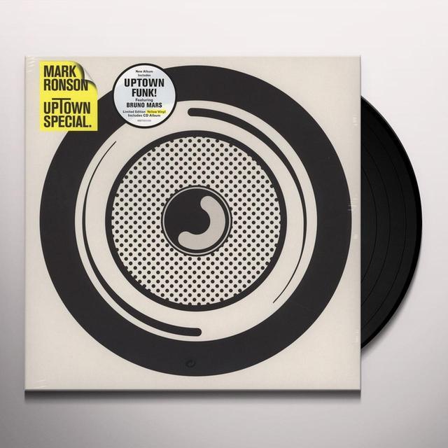 Mark Ronson UPTOWN SPECIAL Vinyl Record