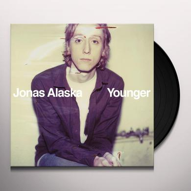 Alaska Jonas YONGER Vinyl Record