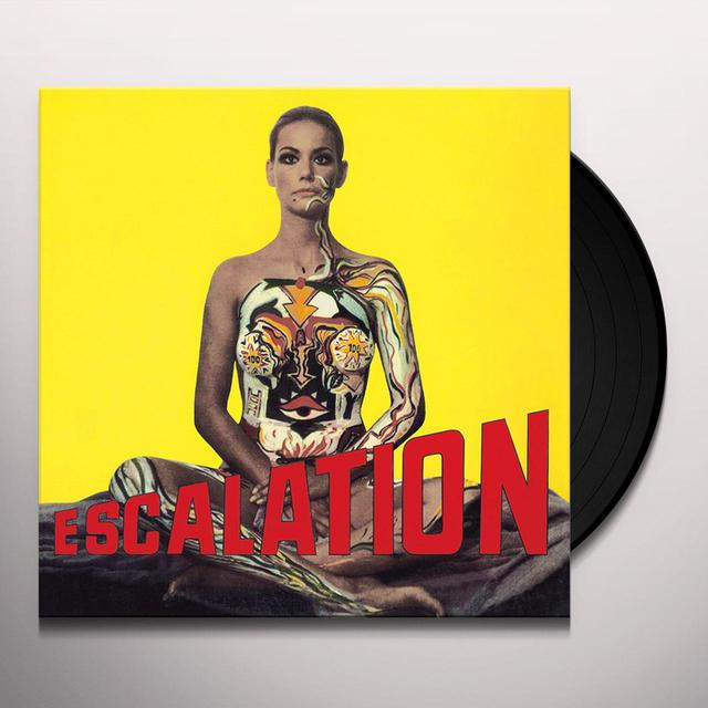 ESCALATION / O.S.T. (ITA) ESCALATION / O.S.T. Vinyl Record - Italy Import