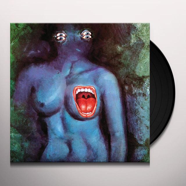 SPASMO (THE MOUTH EDITION) / O.S.T. (ITA) SPASMO (THE MOUTH EDITION) / O.S.T. Vinyl Record - Italy Import