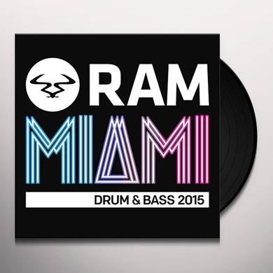 RAMIAMI DRUM & BASS 2015 / VARIOUS (UK) RAMIAMI DRUM & BASS 2015 / VARIOUS Vinyl Record - UK Release