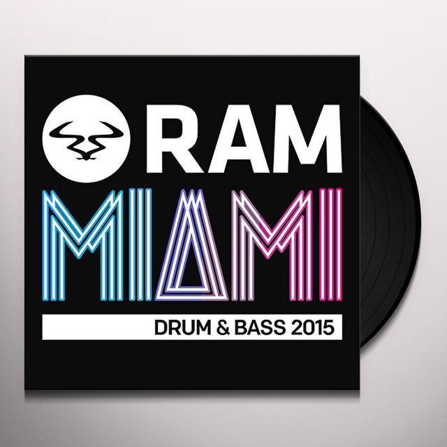 RAMIAMI DRUM & BASS 2015 / VARIOUS (UK) RAMIAMI DRUM & BASS 2015 / VARIOUS Vinyl Record - UK Import