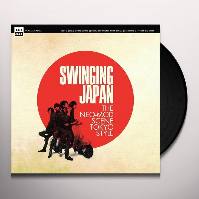 SWINGING JAPAN / VARIOUS (UK) SWINGING JAPAN / VARIOUS Vinyl Record