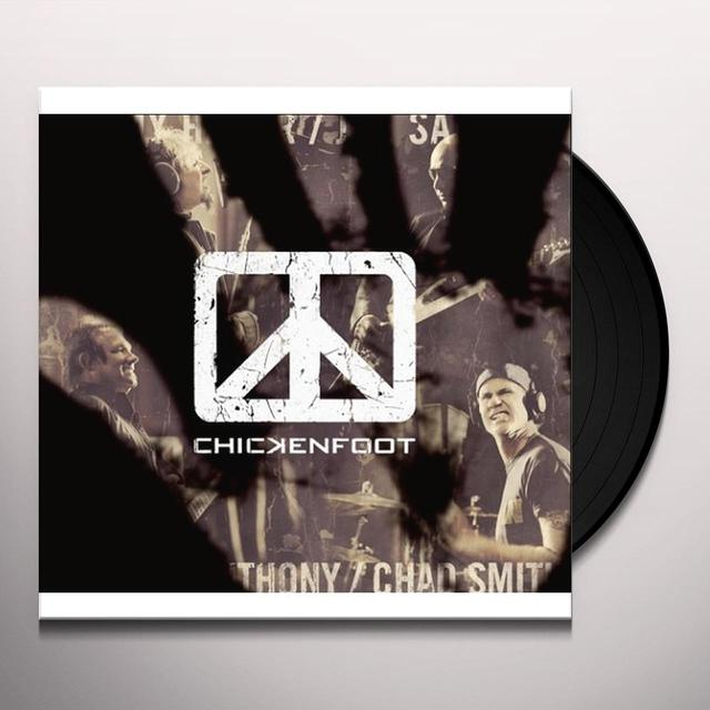 CHICKENFOOT Vinyl Record - Holland Import