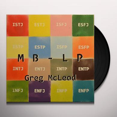 Greg McLeod MB-LP Vinyl Record