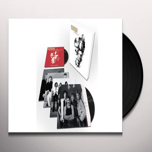 Queen FOREVER (BOX) Vinyl Record