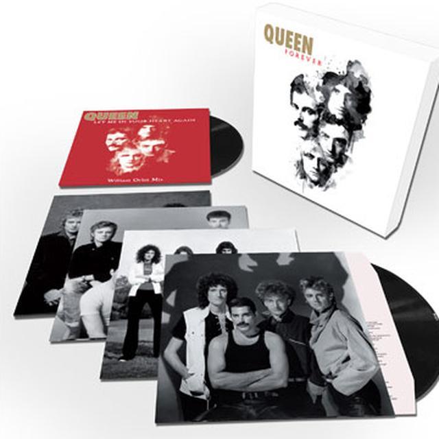 Queen FOREVER Vinyl Record