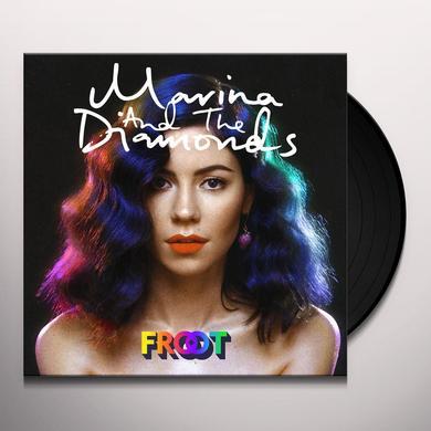 Marina & The Diamonds FROOT (BONUS CD) Vinyl Record