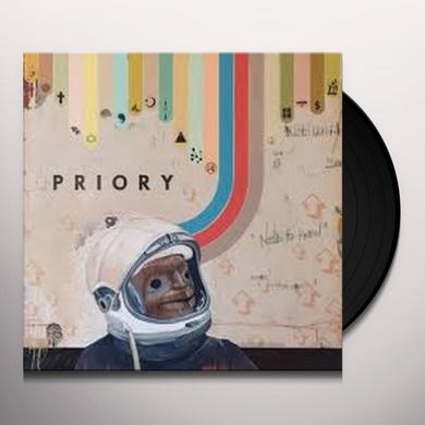 Priory NEED TO KNOW Vinyl Record - Digital Download Included