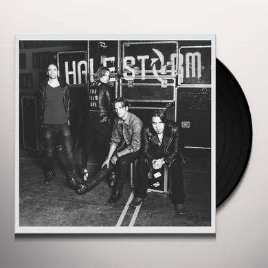 Halestorm INTO THE WILD LIFE Vinyl Record - w/CD