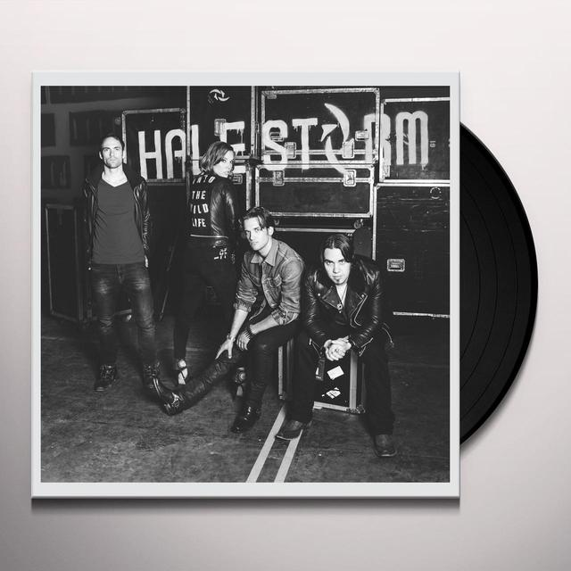 Halestorm INTO THE WILD LIFE Vinyl Record - w/CD