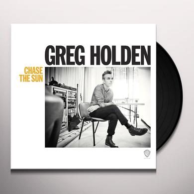Greg Holden CHASE THE SUN Vinyl Record - Digital Download Included