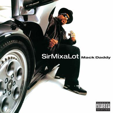 Sir Mix A Lot MACK DADDY Vinyl Record