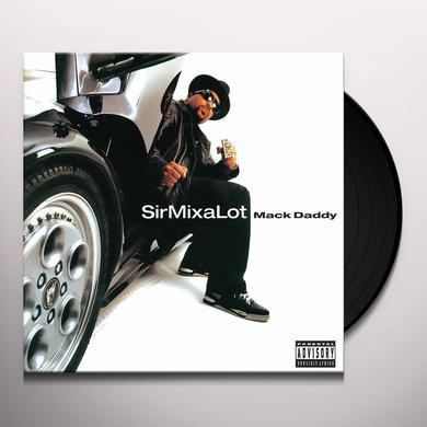 Sir Mix A Lot MACK DADDY Vinyl Record