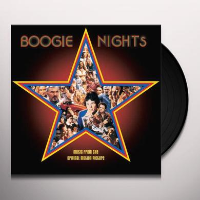 BOOGIE NIGHTS: MUSIC FROM ORIGINAL MOTION PICTURE Vinyl Record