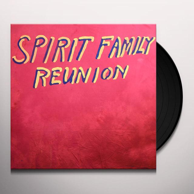 Spirit Family Reunion HANDS TOGETHER Vinyl Record - Gatefold Sleeve