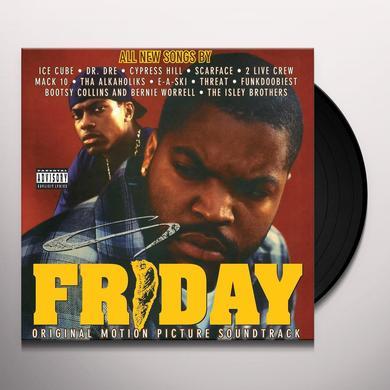 FRIDAY / O.S.T. Vinyl Record