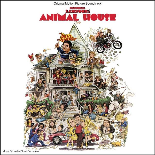 NATIONAL LAMPOONS ANIMAL HOUSE / O.S.T.