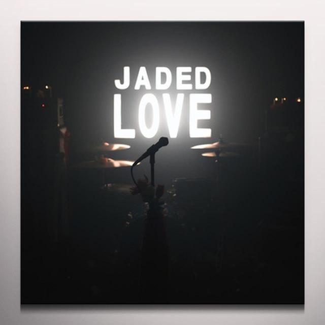 BEAUTIFUL ONES JADED LOVE Vinyl Record - Colored Vinyl