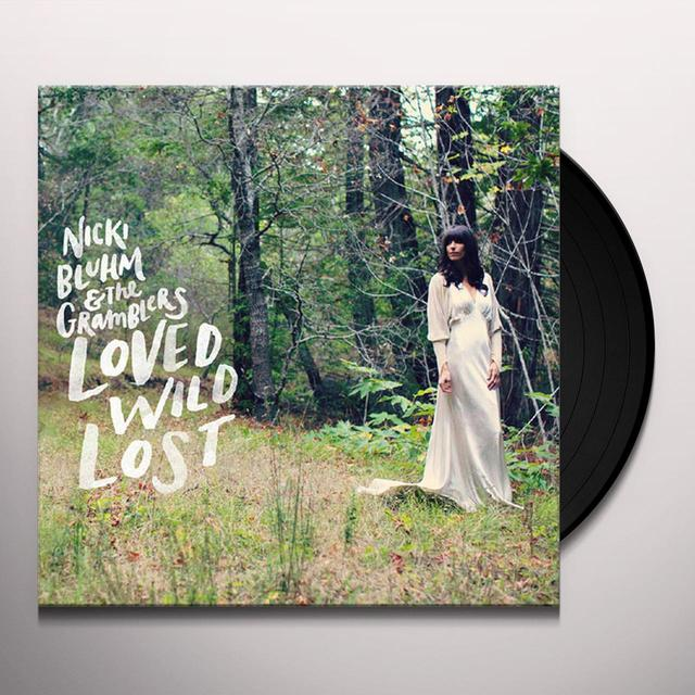 Nicki Bluhm and the Gramblers LOVED WILD LOST Vinyl Record - Gatefold Sleeve