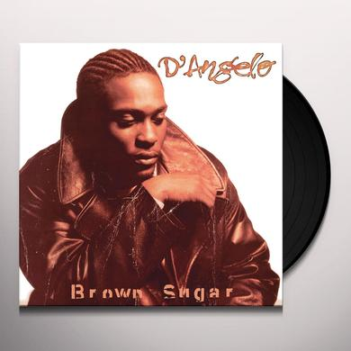 D'Angelo BROWN SUGAR Vinyl Record - Limited Edition