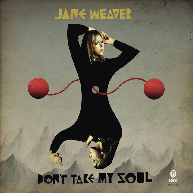 Jane Weaver / Tender Prey DON'T TAKE MY SOUL / UNDISPUTED HEAVYWEIGHT CHAMP Vinyl Record