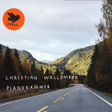 Christian Wallumrød PIANOKAMMER Vinyl Record
