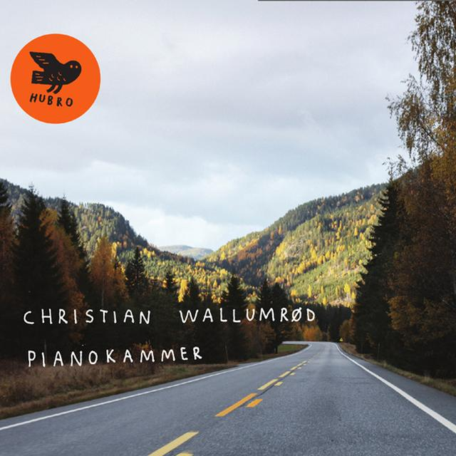 Christian Wallumrød PIANOKAMMER Vinyl Record