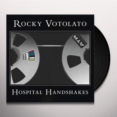Rocky Votolato HOSPITAL HANDSHAKES Vinyl Record